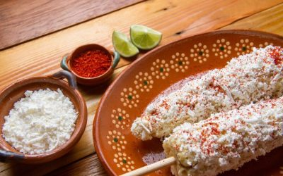 5 Mexican Street Foods That are a Must-Try