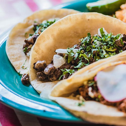 What is the difference between corn and flour tortillas?